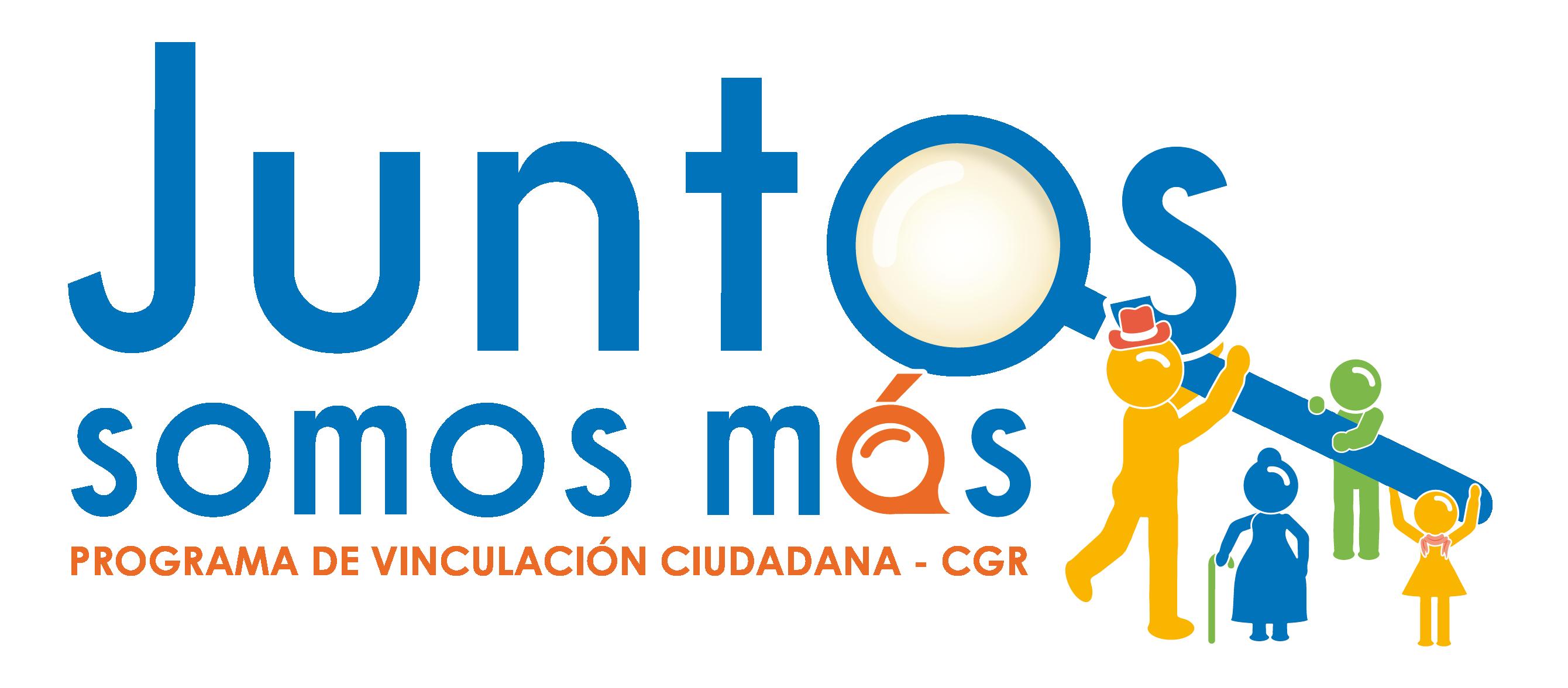 Logo Juntos somo más